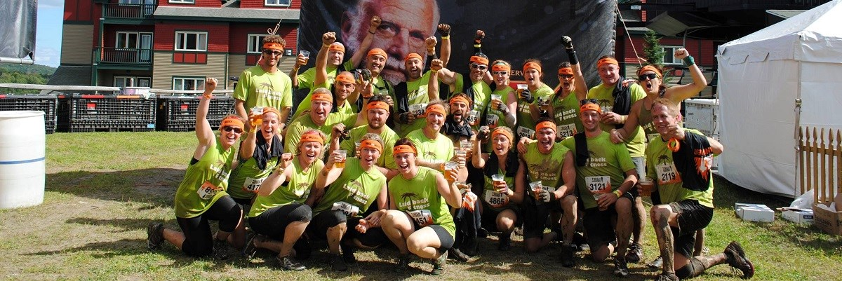 Tough Mudder Success!